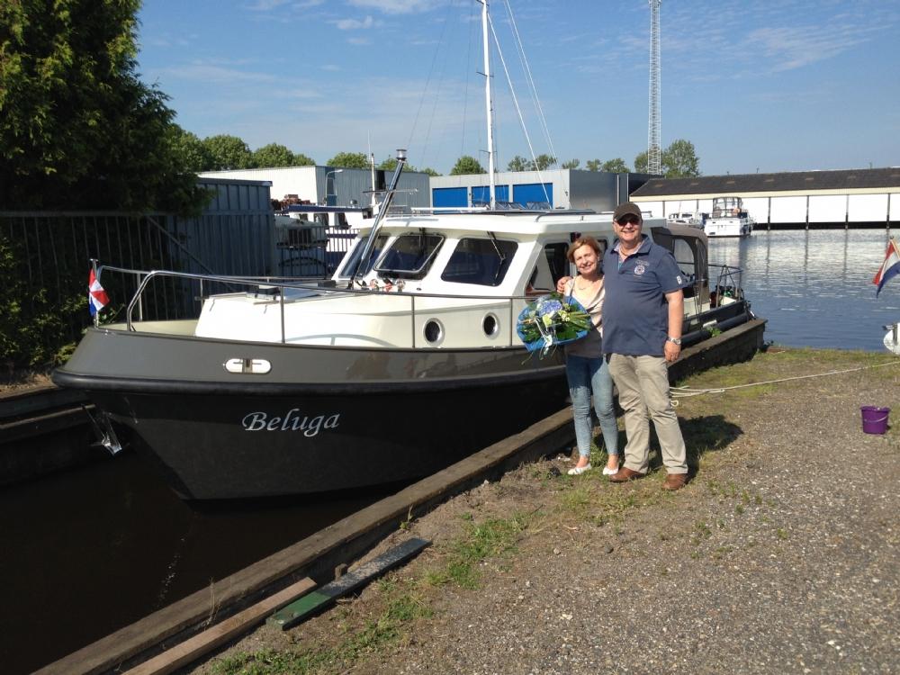 21e6a030a49a7a De BEGE Patrouille 1050 van Familie de Haan te water - Bootcentrum ...